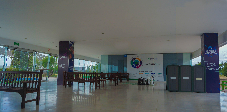 Lobby Campus Nuevo Laredo